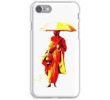 Cambodian Buddhist Monk iPhone Case/Skin