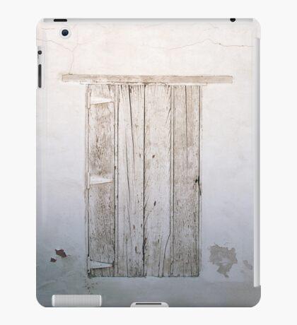 White wash iPad Case/Skin