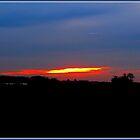 Sunset 16.42 uur by hanslittel