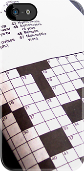 Crossword Puzzle by TinaGraphics