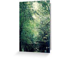 Greenery Greeting Card