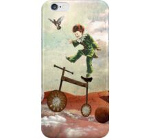 Loco bajito iPhone Case/Skin