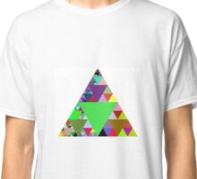 Triangles  Classic T-Shirt