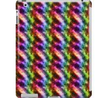 Grungy Rainbow Texture iPad Case/Skin