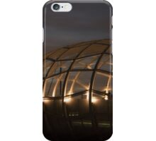 floating in the night iPhone Case/Skin