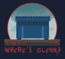 WHERE´S GLENN? by Gerkyart