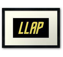 LLAP Framed Print