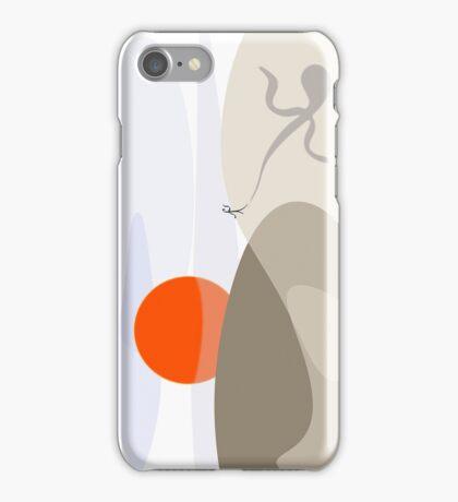 Sunrise shadow play iPhone case iPhone Case/Skin