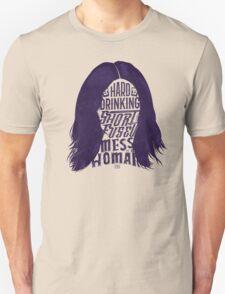 Mess of A Woman Unisex T-Shirt