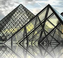 Louvre Utopia by SkatingGirl