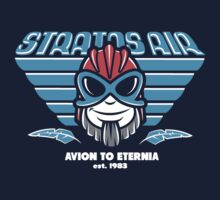 From Avion to Eternia  Kids Tee