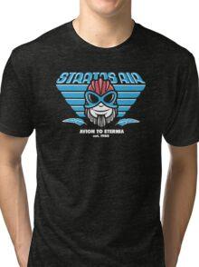 From Avion to Eternia  Tri-blend T-Shirt