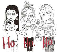 Ho. Ho. Ho. by rosieferne