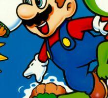 Super Mario World Sticker