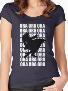 Jotaro Women's Fitted Scoop T-Shirt