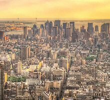 the big apple by ollodixital