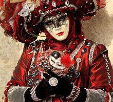 Carnevale di Venezia 3 by Jirina Bilkova