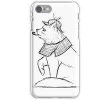 The Greatest Feline Detective iPhone Case/Skin