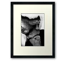 Andy Warhol 1. Framed Print