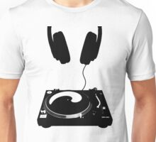 dj black Unisex T-Shirt