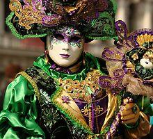 Carnevale di Venezia 4 by Jirina Bilkova