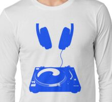 dj blue Long Sleeve T-Shirt