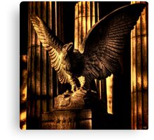 Eagle Detail, Grant's Tomb Canvas Print