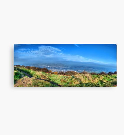 Surprise View Panorama Canvas Print