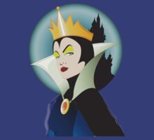 The Evil Queen - By Topher Adam  by TopherAdam