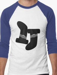 stockings Men's Baseball ¾ T-Shirt