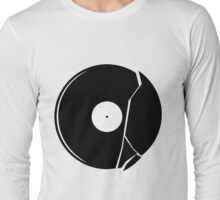 broken record Long Sleeve T-Shirt