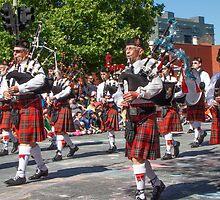 Royal Caledonian Band by DPalmer