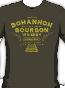 Bohannon Bourbon (yellow) T-Shirt