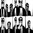 Andy Warhol 3. by Boccioni