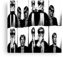Andy Warhol 3. Canvas Print