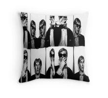 Andy Warhol 3. Throw Pillow