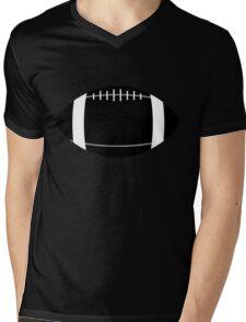 american football Mens V-Neck T-Shirt