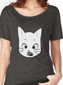 kitty Women's Relaxed Fit T-Shirt