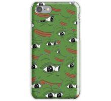 Pepe Meme iPhone Case/Skin