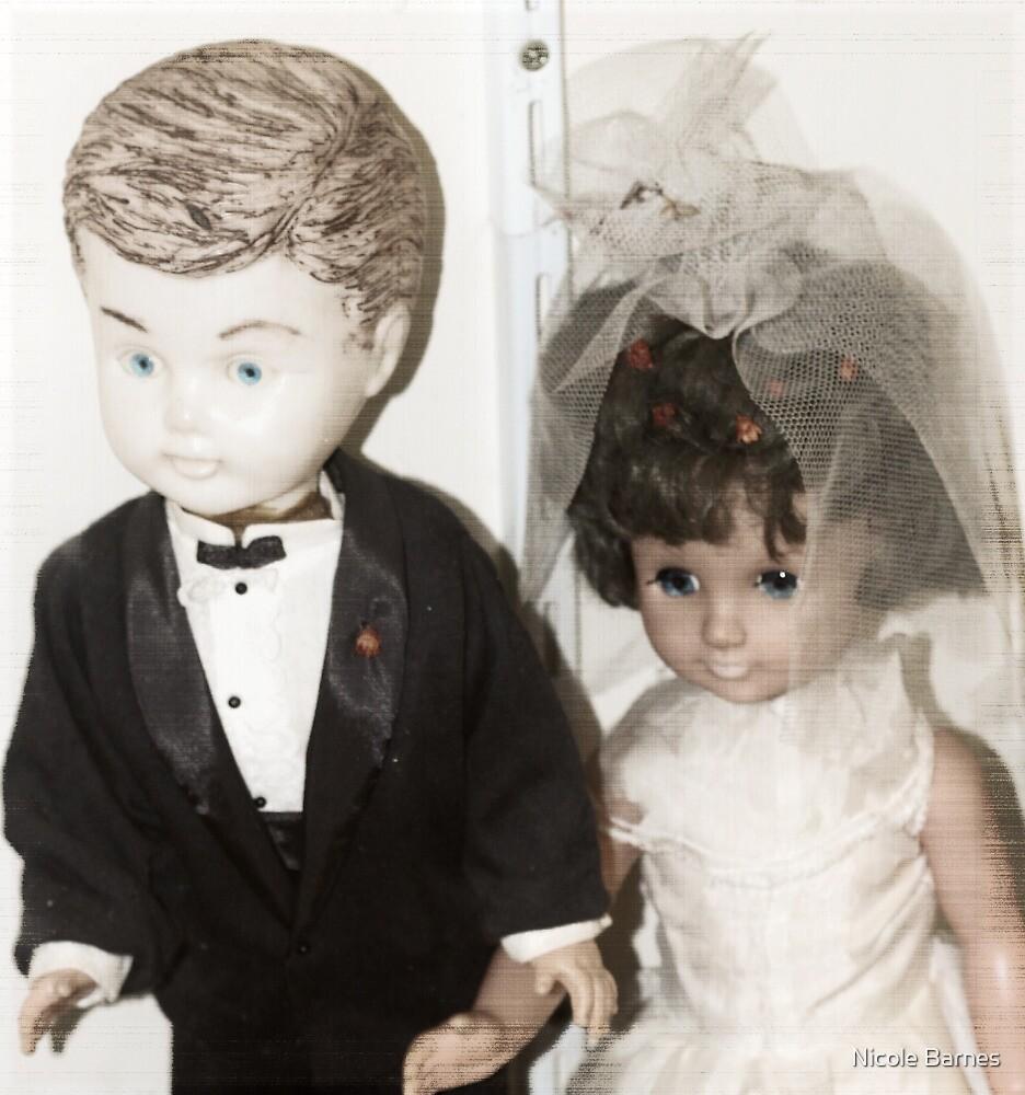 The Wedding  by Nicole Barnes