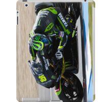 Cal Crutchlow in Jerez 2012 iPad Case/Skin