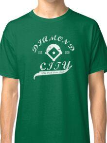 Diamond City - White Classic T-Shirt