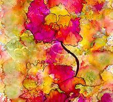 Floral Duet - iPhone Case by © Angela L Walker