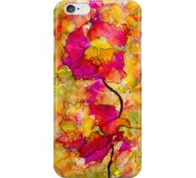 Floral Duet - iPhone Case iPhone Case/Skin
