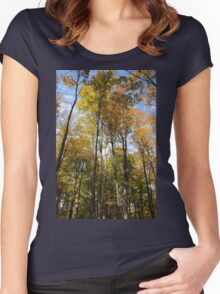 Tall Fall  Women's Fitted Scoop T-Shirt