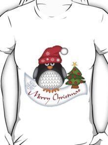 Cute Christmas Penguin T-Shirt
