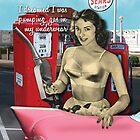 I Dreamed I was Pumping Gas in my Underwear by Donna Catanzaro