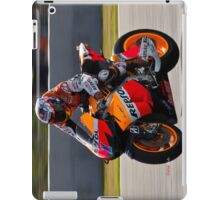 casey stoner in Jerez 2012 iPad Case/Skin