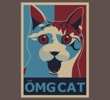 The OMG Cat by maiconmcn