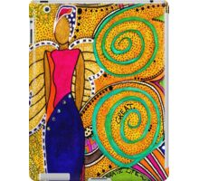 SPARKLE The Angel of Twinkling Thoughts - iPad Cover iPad Case/Skin
